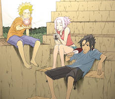 Naruto Summer 2006 Color