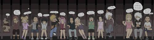 Naruto Movie Theater by osy057