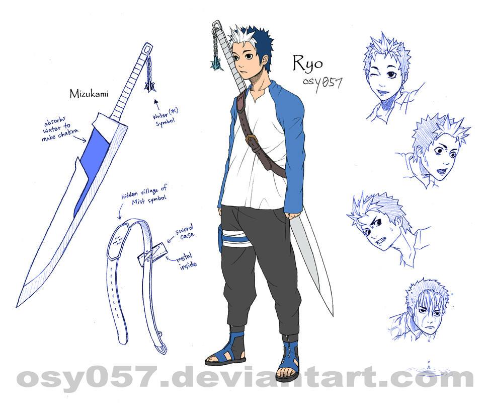 Ninja 1 - Ryo by osy057
