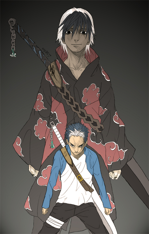 Membres de l'Akatsuki Twin_Brothers_by_osy057