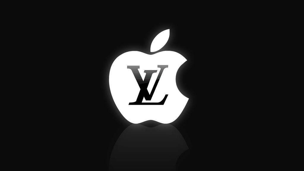 Louis Vuitton Apple Wallpaper By Freddybofficial On Deviantart