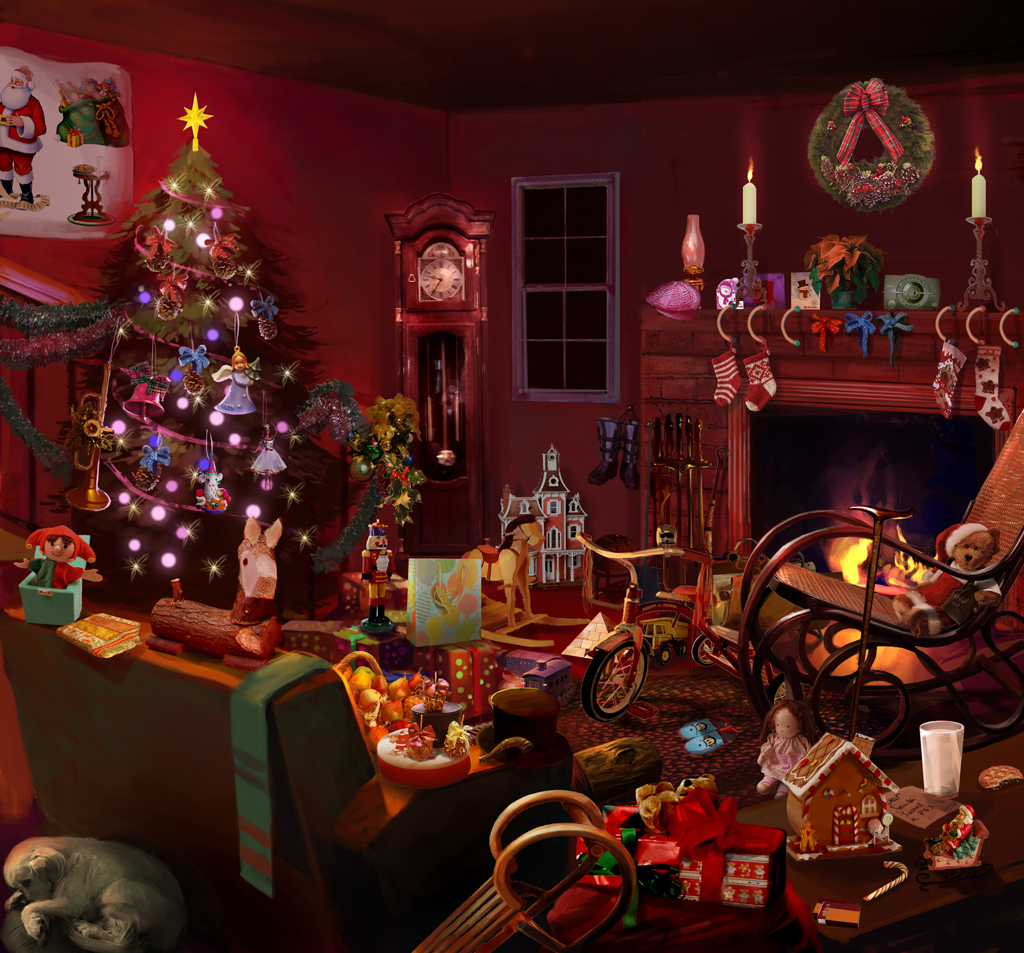 Christmas 70+ item by henryz