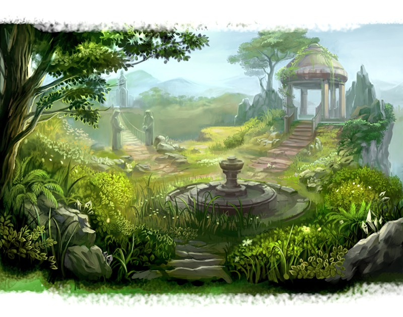 garden by henryz