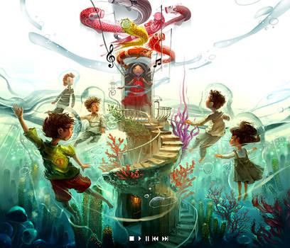 waterworld by henryz