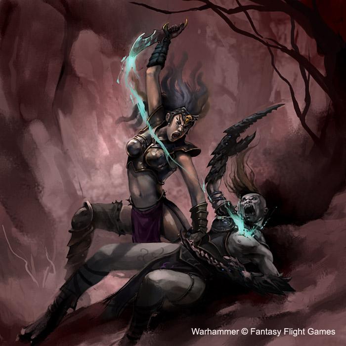 Frenzied-Witch