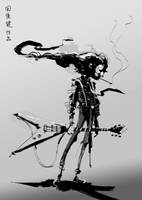 deaf rocker by henryz