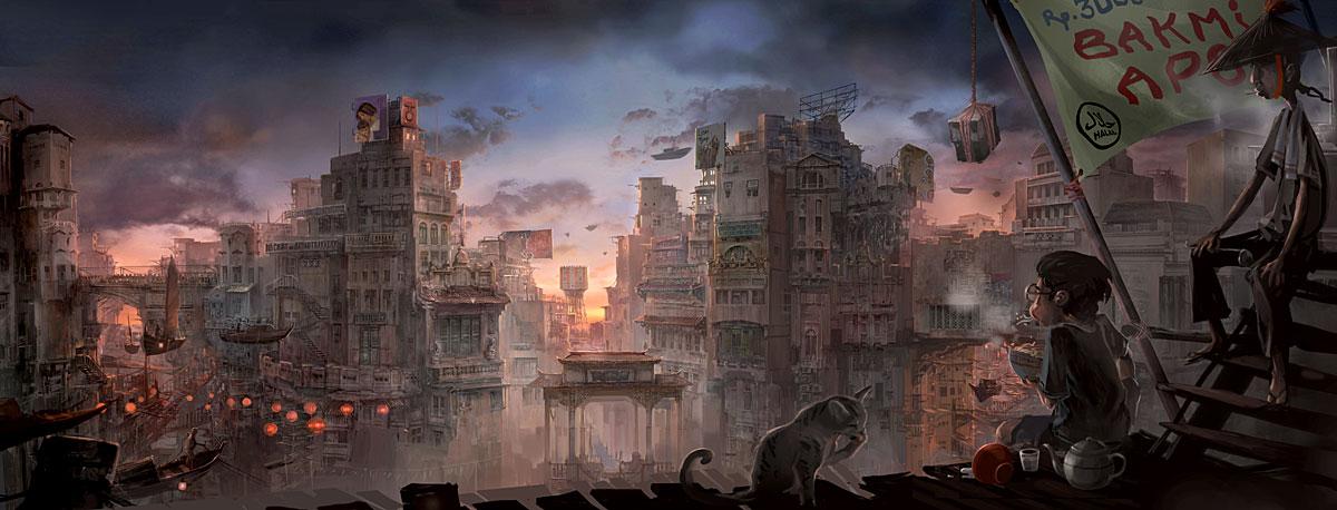great destination II by henryz