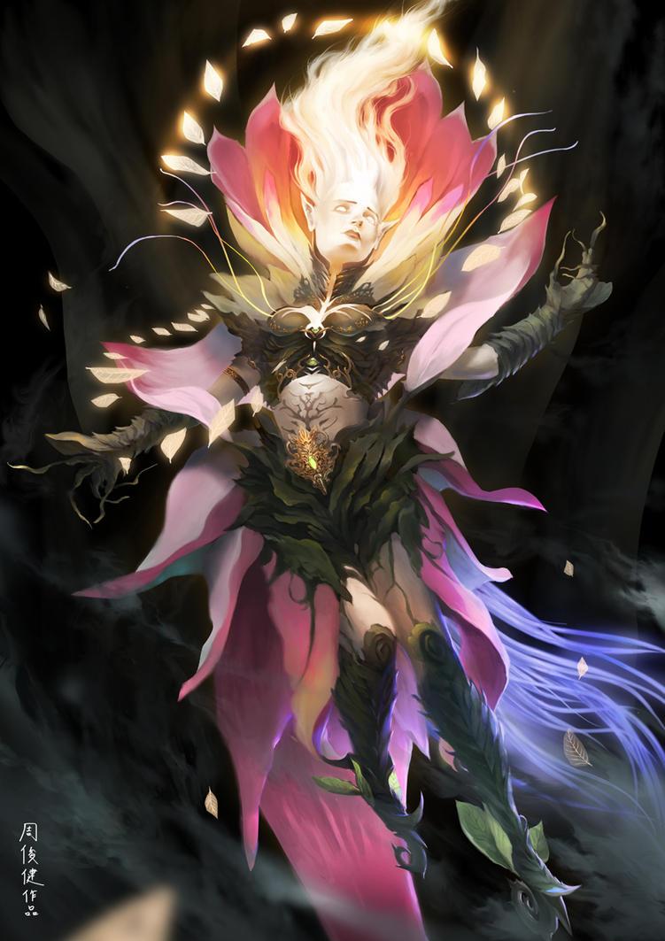 lotus by henryz