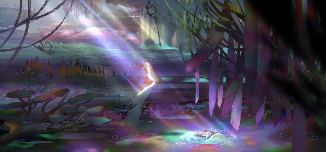 Danau Dalam Hutan9 by henryz