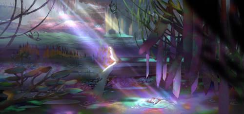 Danau Dalam Hutan9