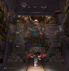 Toko Mainan5 by henryz