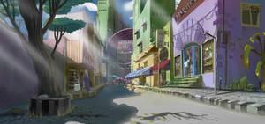 Pasar Pelangi2 by henryz
