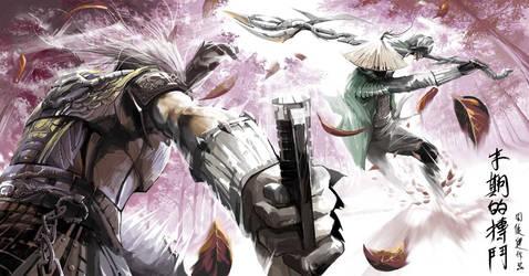 final duel by henryz