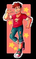 Stars!!! by Micky-Ann