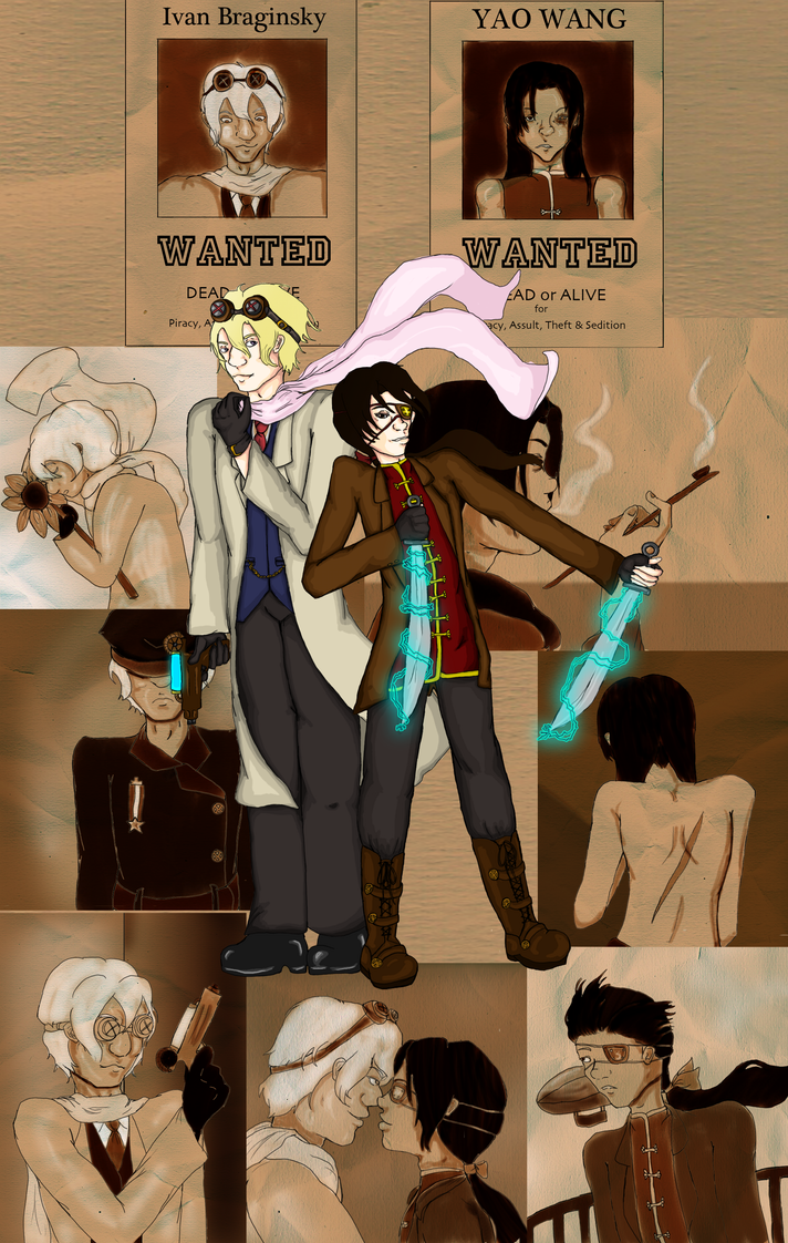 Life During Wartime by ClinicallyChaotic