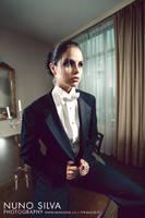 Tia Tuxedo I by CCARTISTRY