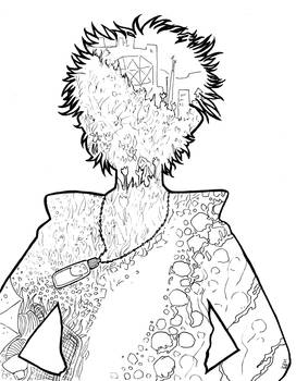 ATR: Chapter 1 cover - lineart