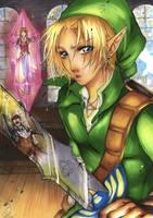 The Legend of Zelda by naachi