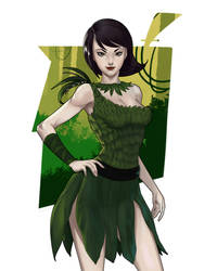 Ashi new outfit