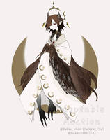 Adoptable Auction Harpy #05 [ Closed ]