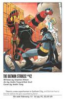 BATMAN STRIKES by deemonproductions