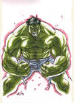 hulk MARKER MADNESS