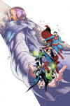 TANGENT SUPE'S REIGN COVER 11