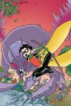 BATMAN STRIKES 49 COVER