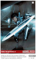 TRON THE BETRAYAL by deemonproductions