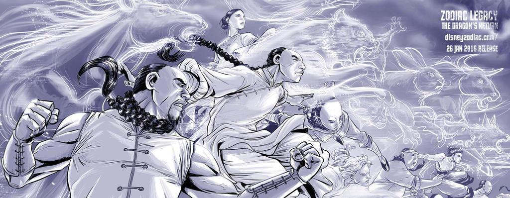 ZODIAC LEGACY - The Dragon's Return