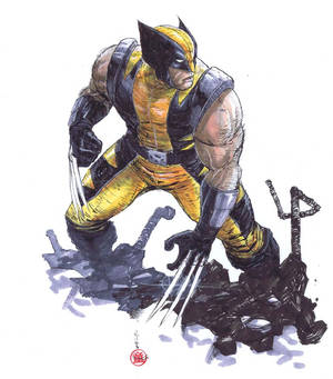 WOLVERINE RUBBLE