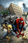 spiderman UK issue 127