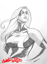 ms marvel LFCC sketch by deemonproductions