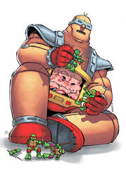 krang by deemonproductions