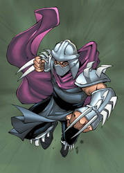 shredder by deemonproductions
