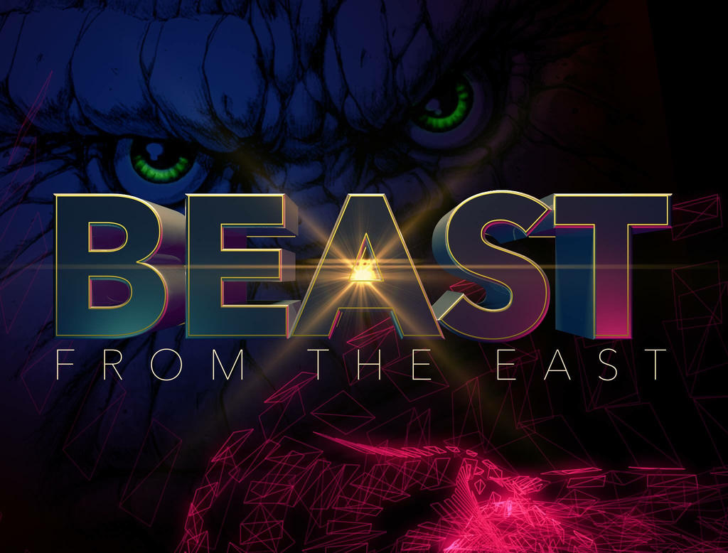 Beast From The East By Jonwilliamwalker
