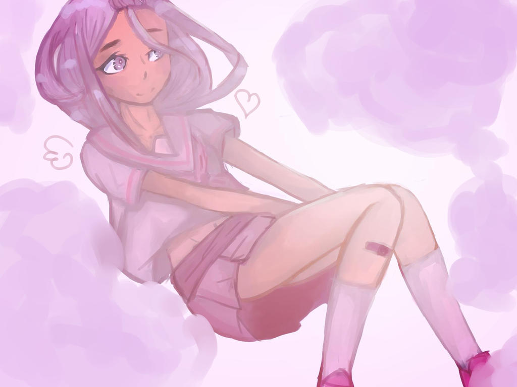 Head in the clouds~ by Inorieh