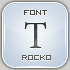 font rocko by N0RTHWOOD