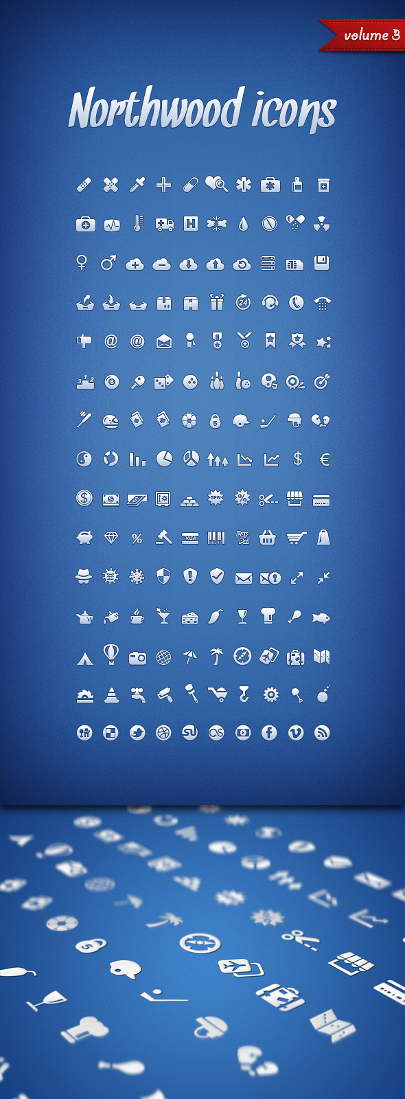 Northwood icons volume 3 by N0RTHWOOD