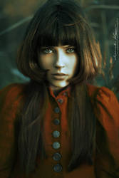 Scarlet by kuzminphoto