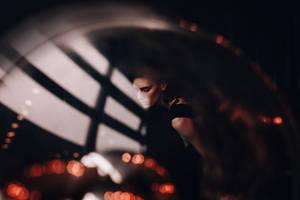 Ray of Dark VII by kuzminphoto