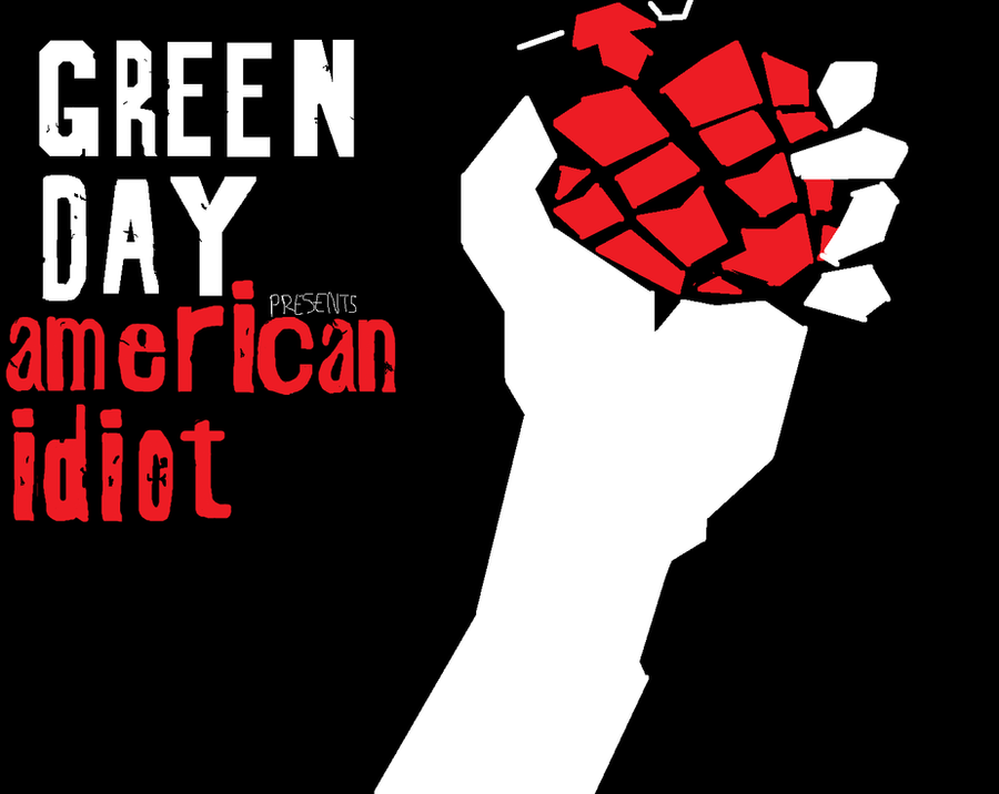 Green Day - American Idiot Album Cover by piercethesophie ...