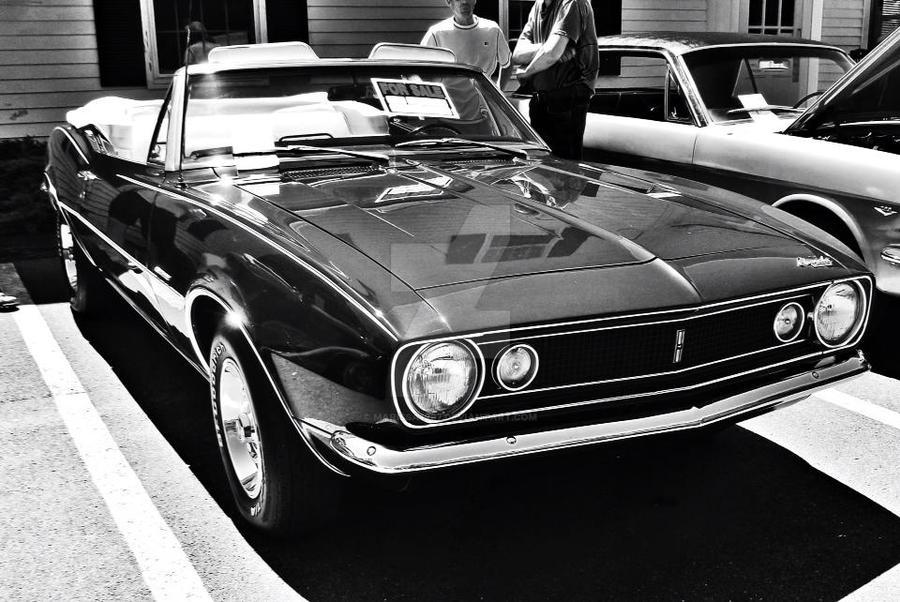 1967 Camaro by Marissa1997