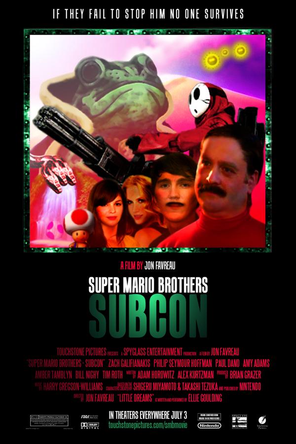 Super Mario Brothers: Subcon by AmbientZero