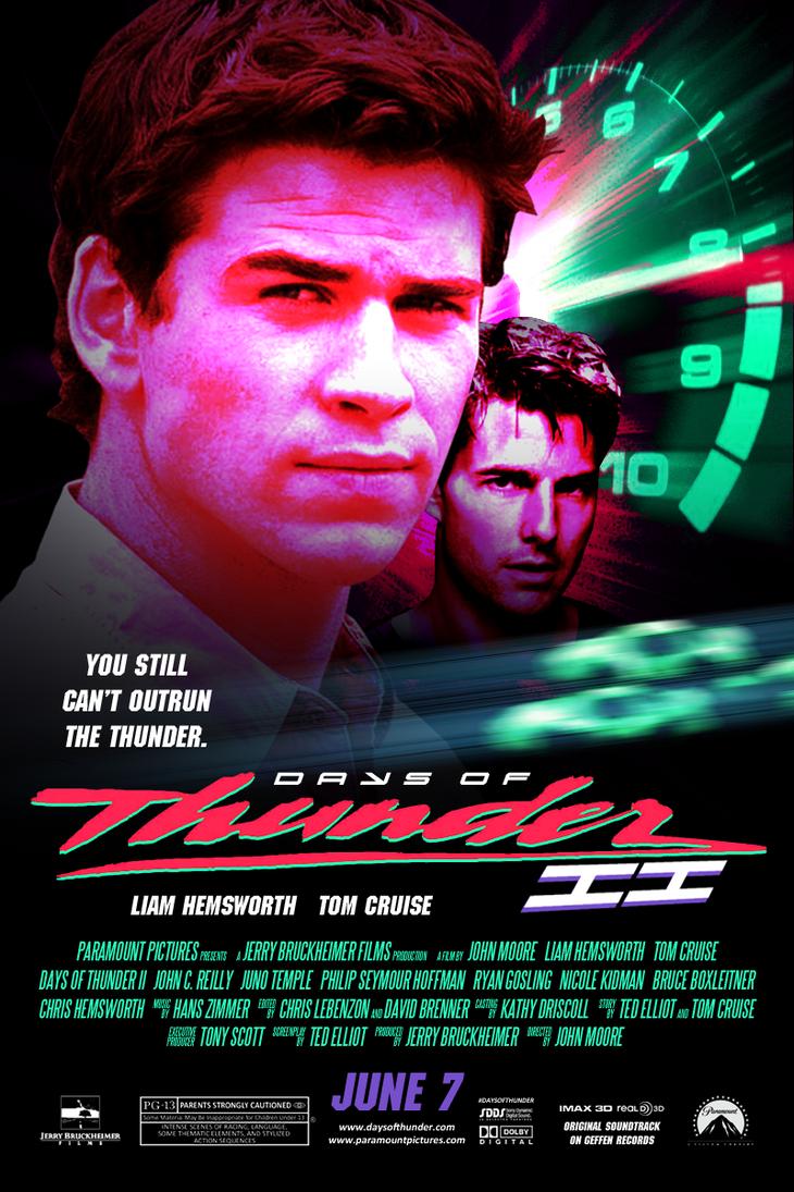 Days of Thunder II by AmbientZero on DeviantArt