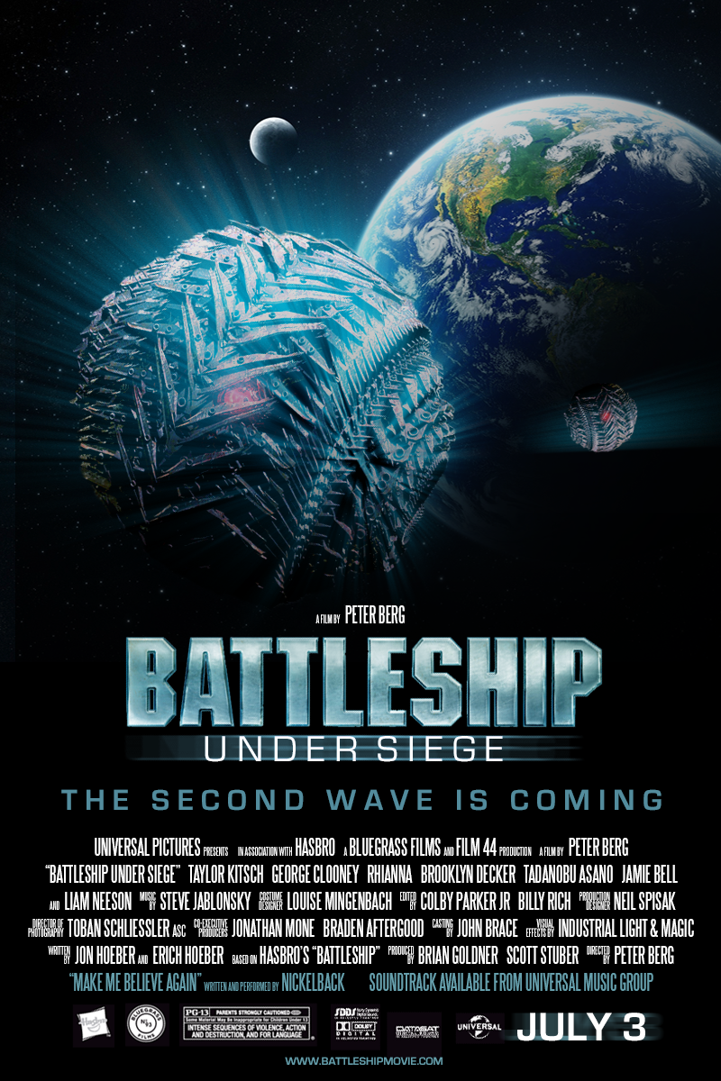 Battleship 2: Under Siege by AmbientZero on DeviantArt