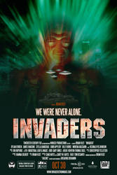 Invaders by AmbientZero