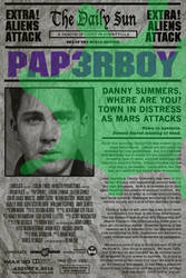 Pap3rboy (Paperboy 3) by AmbientZero