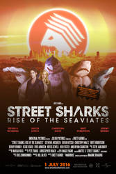 Street Sharks II: Rise of the Seaviates by AmbientZero
