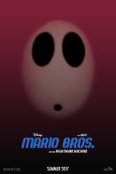 Mario Brothers and the Nightmare Machine - Teaser by AmbientZero